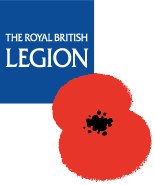 The Royal British Legion are kind sponsors of Army Netball